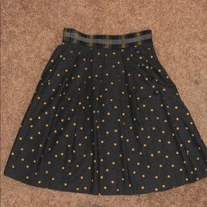 Anthropologie Plenty by Tracy Reese skirt size 4
